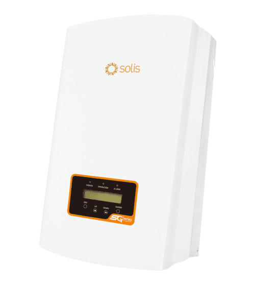 Solis 1P8K-5G Single Phase 8kW Solar Inverters for home solar panel systems