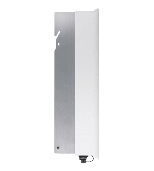 Solis 1P8K-5G Single Phase 8kW Solar Inverters side view