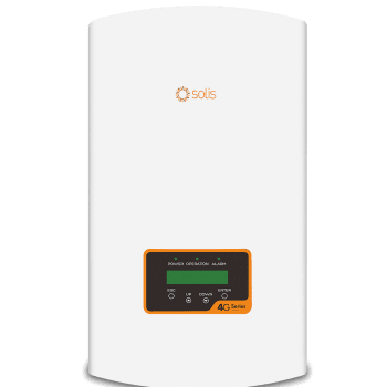 Solis 4G Dual MPPT Three Phase Solar Inverter for sale online