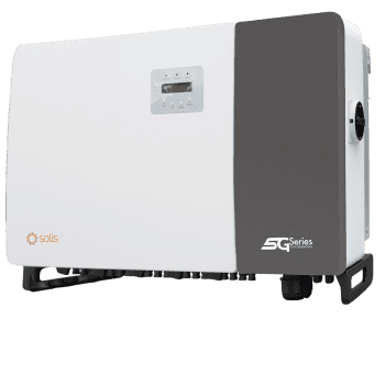 Solis 5G Commercial Solar Inverters 80-100kW for Sale