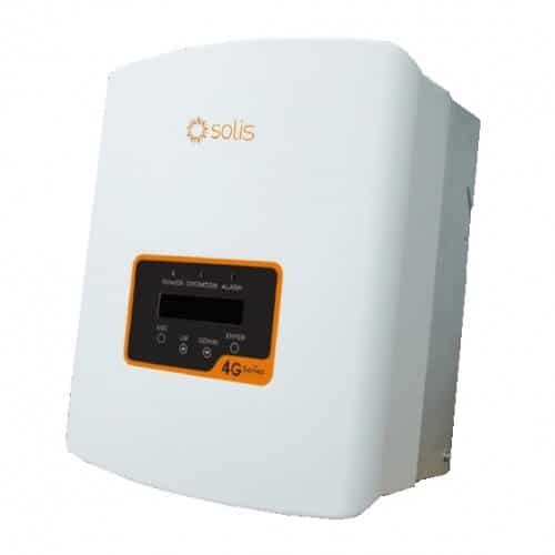 Solis Mini 700-4G 0.7kW Solar Inverter Single Tracker with DC Isolator
