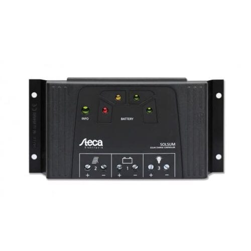 Steca Solsum 4040 Solar Charge Controller 12-24V 40A
