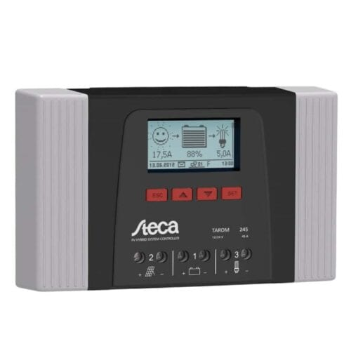 Steca Tarom 4545 Solar Charge Controller 12 - 24V 45A