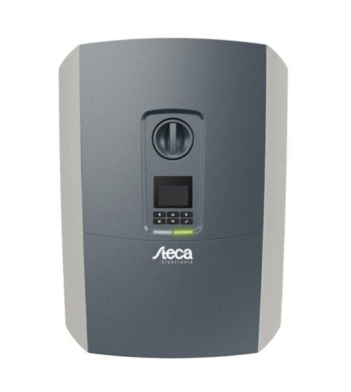 StecaGrid 7013 coolcept fleX XL 7kW Solar Inverter on zerohomebills.com by solaranna