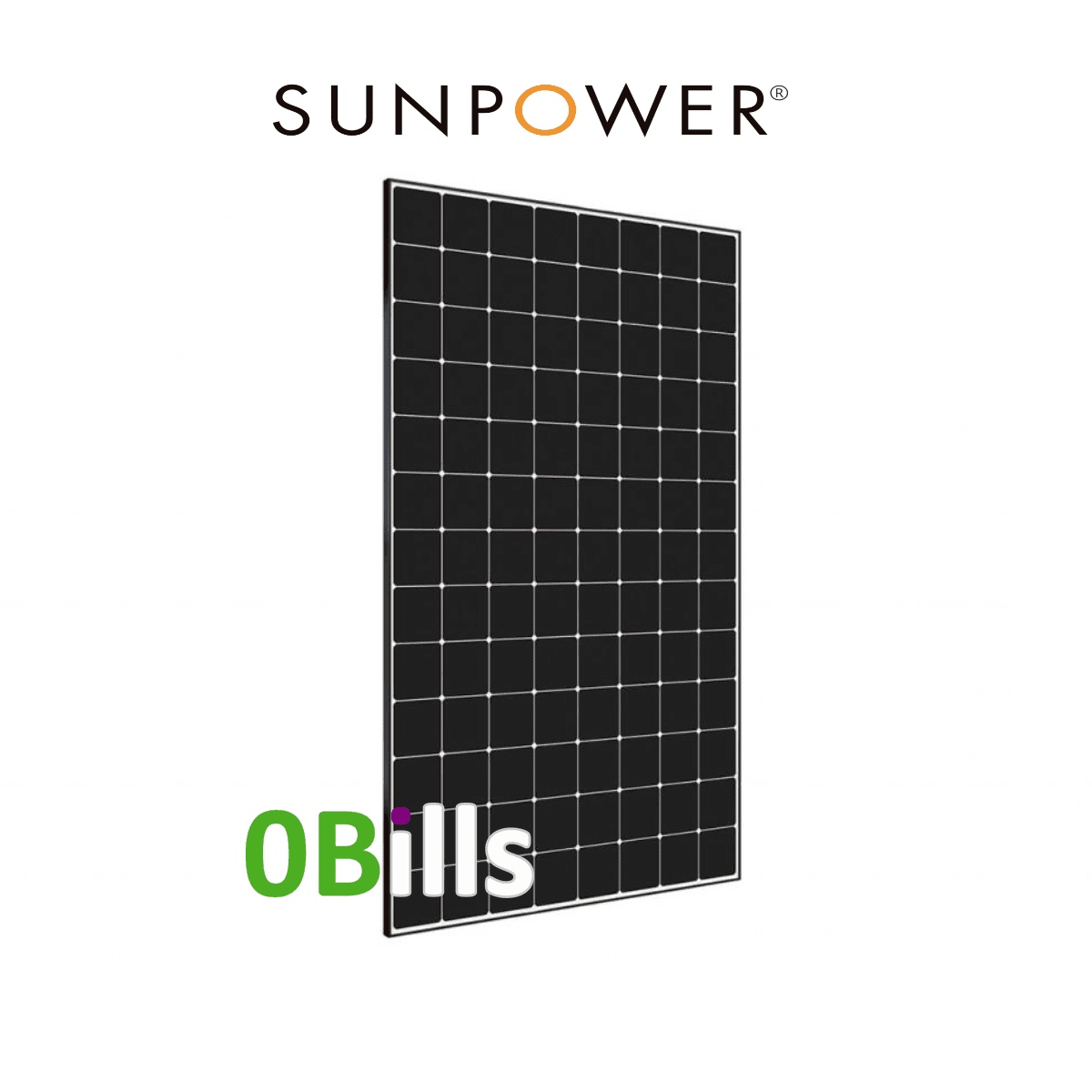 SunPower 400W SPR-MAX3-400 Mono Solar Panel for Sale