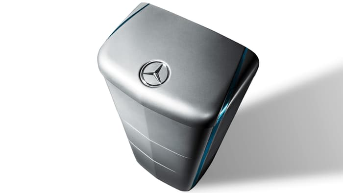 THE New Mercedes-Benz Energy Storage Home System