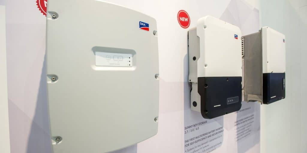 The New SMA Sunny Boy Storage Battery Inverters for EU and USA