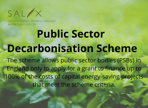 Govt Decarbonisation Scheme Offers up to 100% of Costs