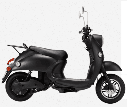 Unu Electric Scooter UNU Premium 3kW Black