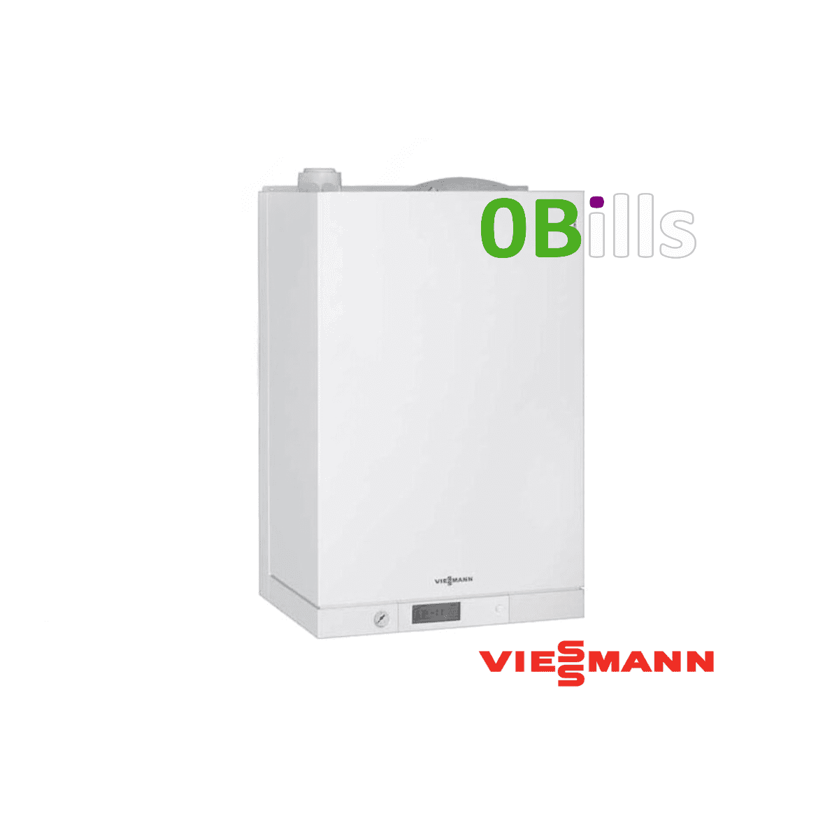 VIESSMANN Vitodens 111-W 26kW Combi Boiler with integrated cylinder for sale
