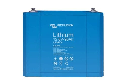 Victron Lithium Battery 12V/90Ah - 1.1kWh - BMS