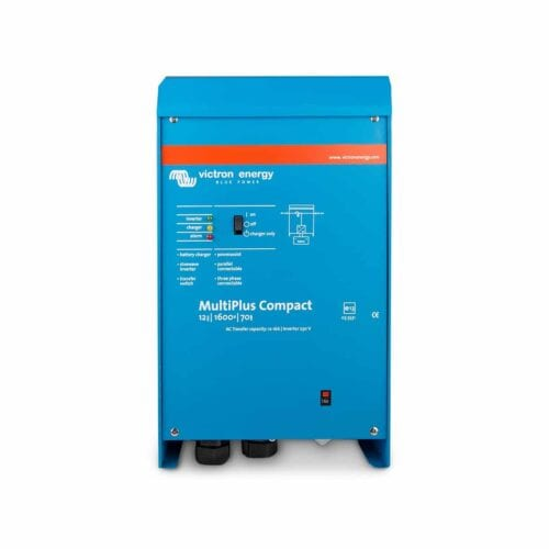 Victron MultiPlus Compact 12/1600-70-16 1.6kW 12V Inverter and Charger
