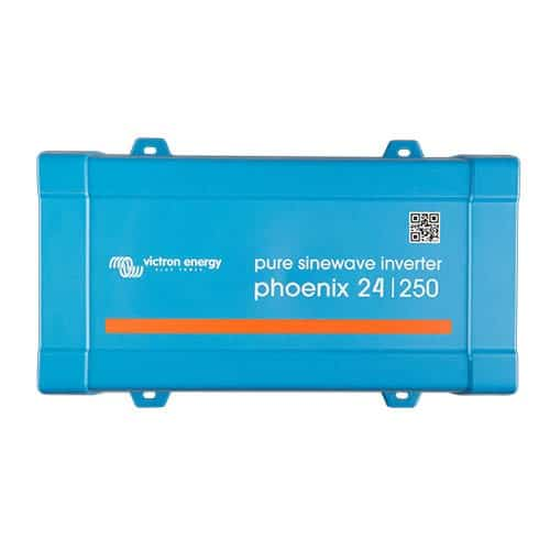 Victron Phoenix 24/250 230V VE.Direct Schuko 250W Off-Grid Inverter