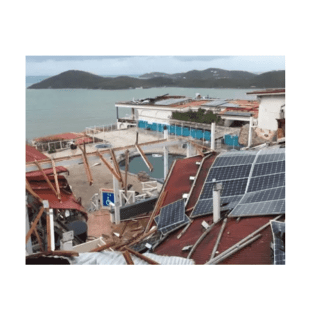 WORKING TOGETHER TO RESTORE POWER AFTER HURRICANE IRMA Sponsorship 0Bills DIY Solar and Wind Energy Store