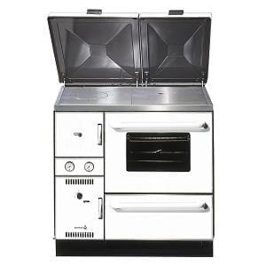 Wamsler K148 cooking stove MIX USE (right) white