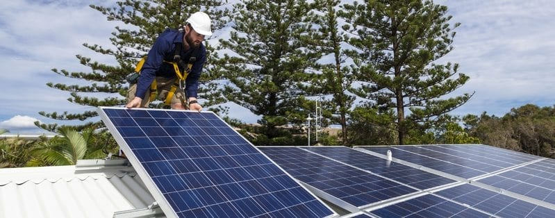 What are ways I can finance a solar installation in 2018-2019 in the USA?