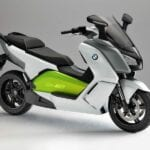BMW C Evolution Electric Motorcycle