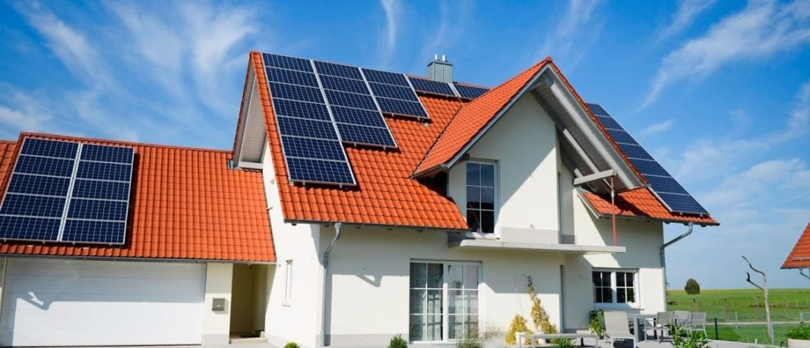 Solar Panels For New Builds In The UK