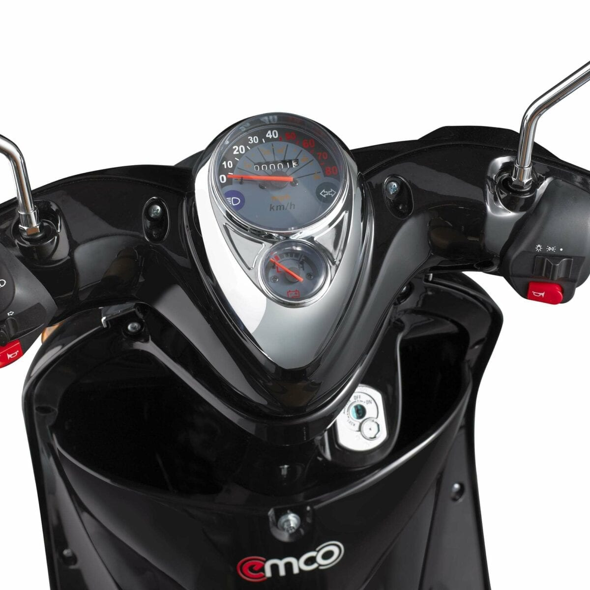 emco NOVI C 1500 Electric Scooter black 2