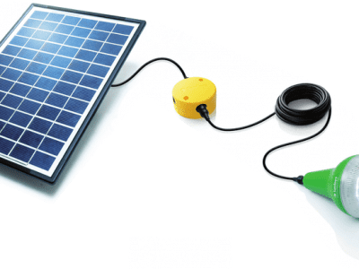 solar off-grid lighting
