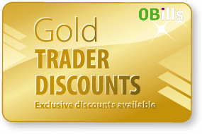 Gold Trader Discount Card for 0Bills Solar and Wind Store